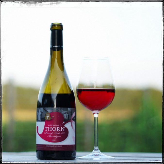 Pinot Noir 777 Thorn, Odie Wijn