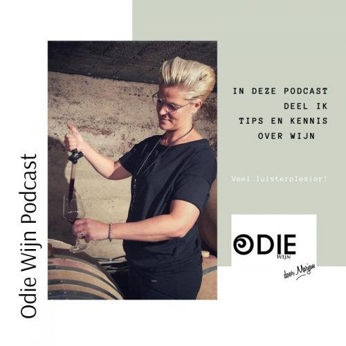 Odie wijn podcast