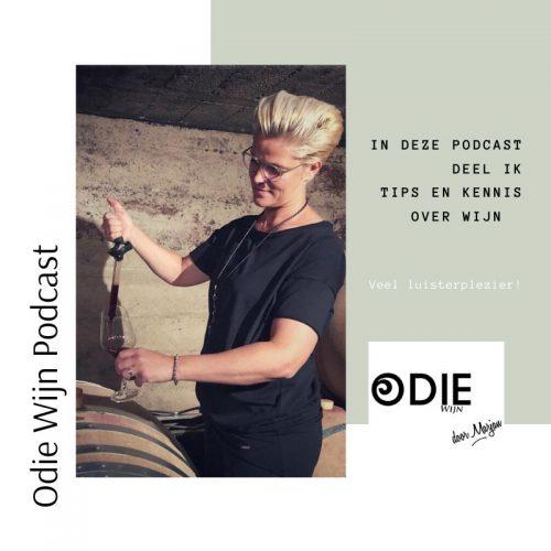 Odie wijn podcast
